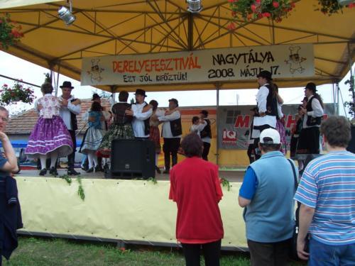 Derelye fesztivál Nagytálya (2008)