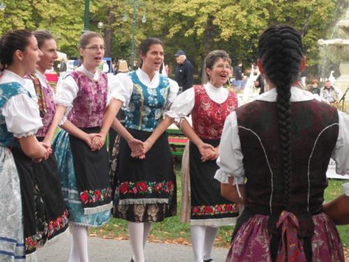 Magyarok vására 2011Eger