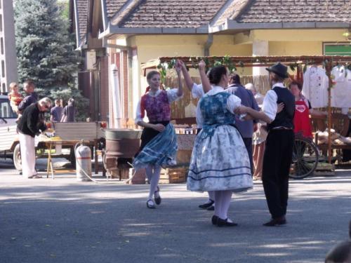 Nagykörü Őszi befőzés fesztivál 2012. 10. 06.